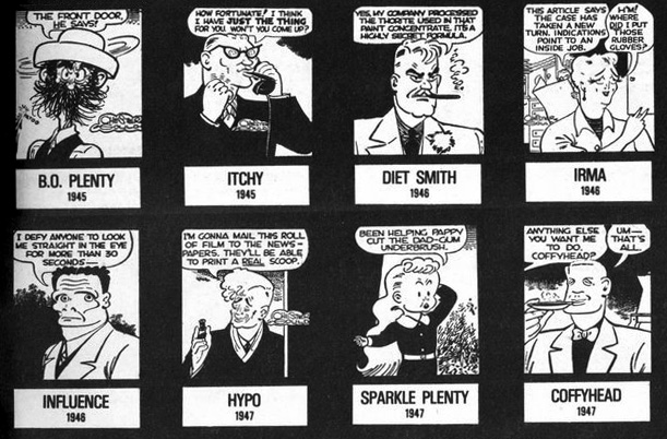 1932 Dick Tracy Original Comic Strip Antiques Roadshow - PBS