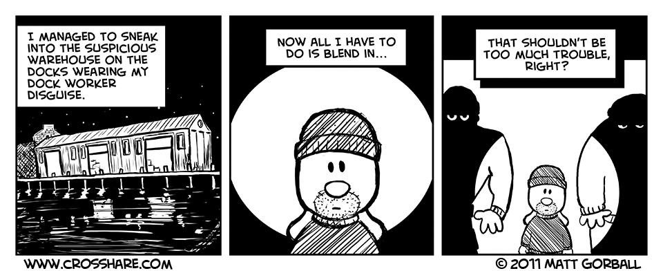 Blend In